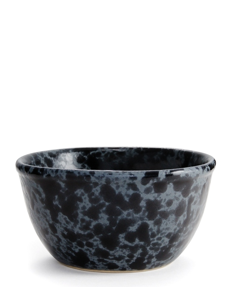 Bennington Black Soup Bowl