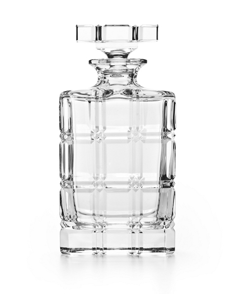 Greenwich Crystal Decanter
