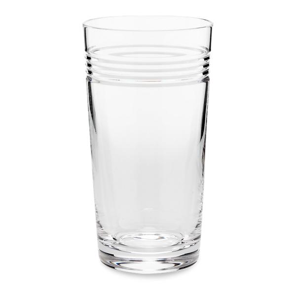 Ralph Lauren Bentley Crystal Highball Glass Clear One Size