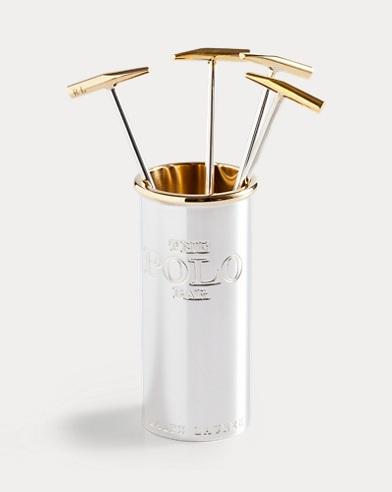 Kipton Cocktail Picks & Holder