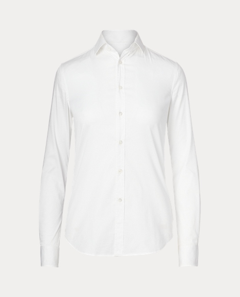 Charmain Stretch Poplin Shirt
