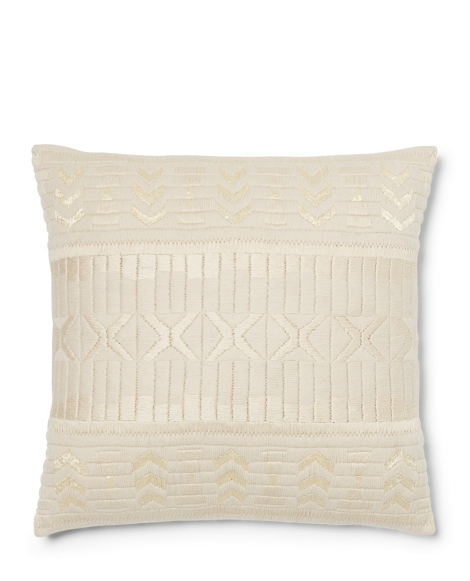 Isabella Embroidered Pillow