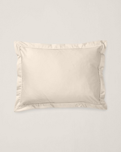 Cream Bedford Throw Pillow