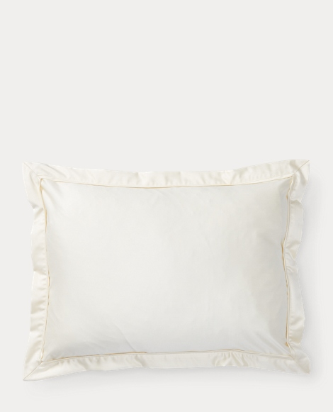 Cream Bedford Throw Pillow