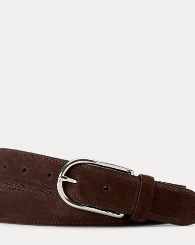 Suede Harness Dress Belt