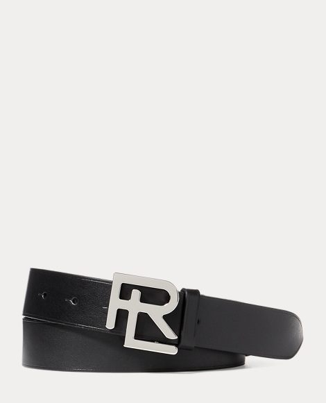 RL Vachetta Leather Belt