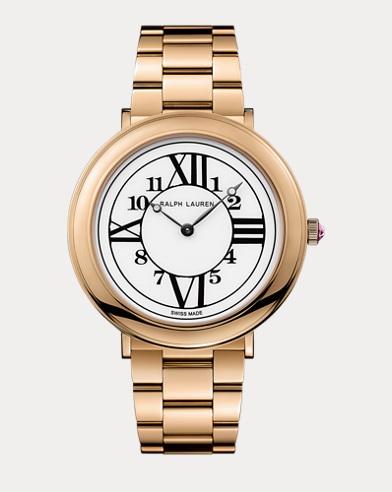 38 MM Rose Gold Bracelet
