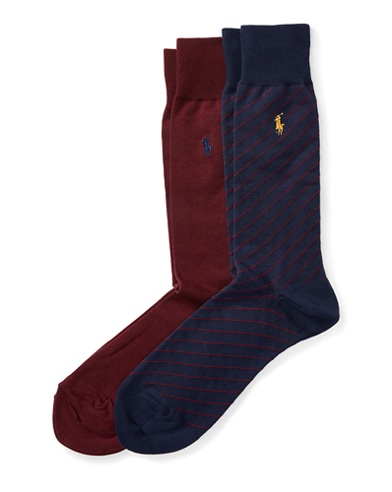Stretch Trouser Sock 2-Pack