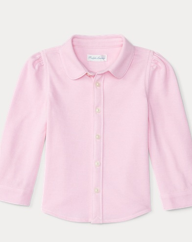 Baby Cotton Oxford Shirt