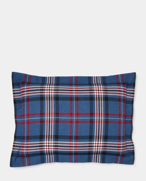 Bentwood Plaid Sham