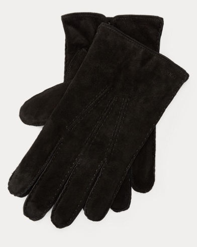 Suede Touch Screen Gloves