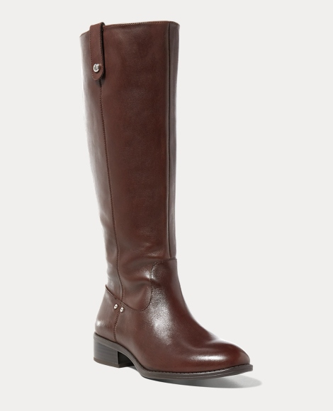 Maskin Burnished Leather Boot