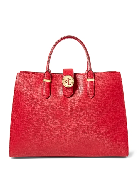 Leather Charleston Tote