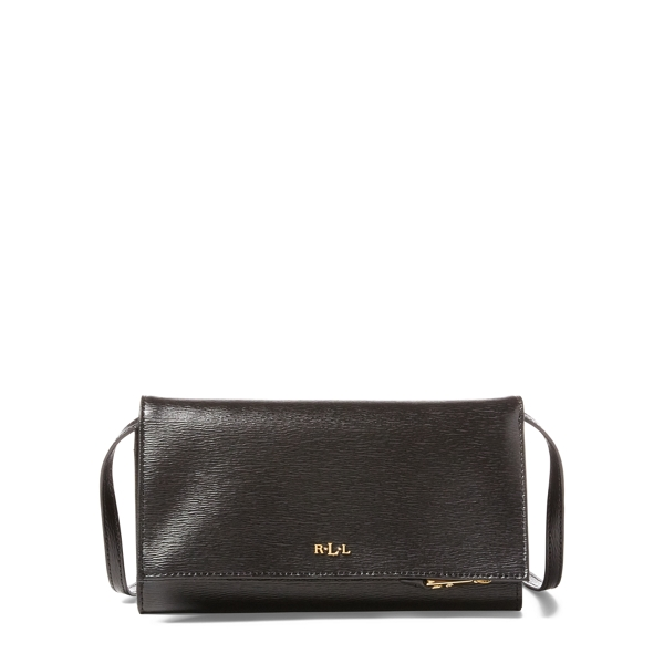 Ralph Lauren Mini Kaelyn Crossbody Bag Black One Size
