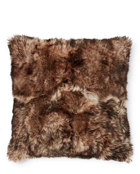Crestone Shearling Pillow