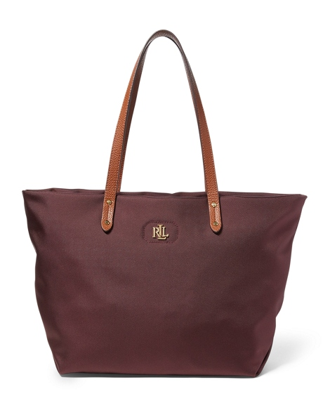 Nylon Bainbridge Tote