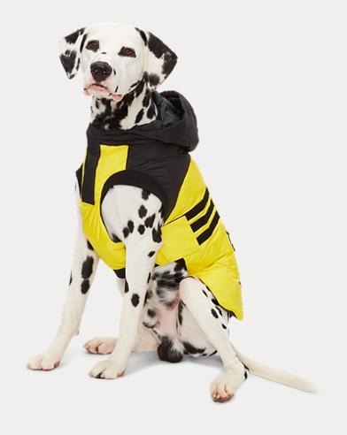 Hooded Dog Parka