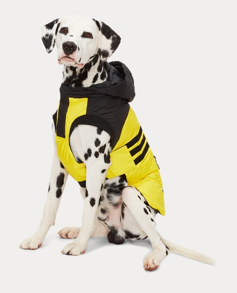 Hooded Dog Parka