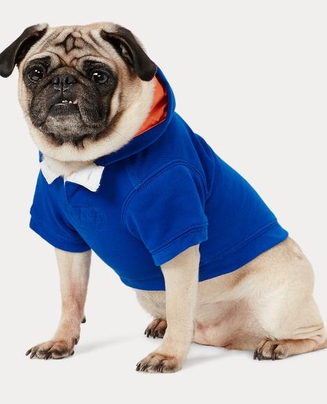 Cotton-Blend Dog Hoodie
