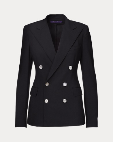The RL Blazer in Stretch Wool