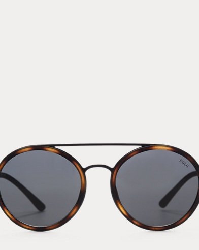 Double-Bridge Sunglasses