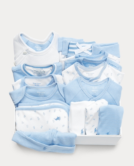 Cotton 16-Piece Gift Set