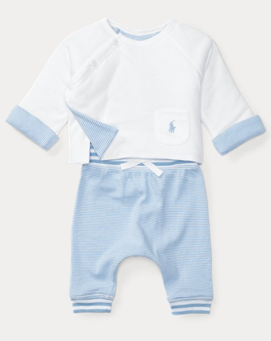 Cotton Shirt & Pant Set