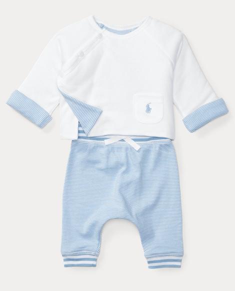Cotton Shirt & Pant Set