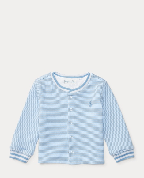 Reversible Cotton Cardigan