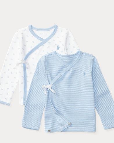 Cotton Kimono Top 2-Pack