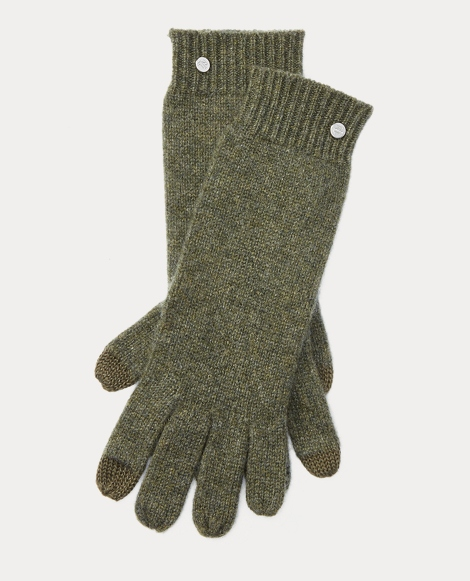 Cashmere Touch Screen Gloves