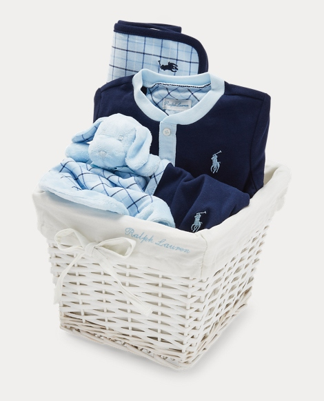 Playtime 4-Piece Gift Basket