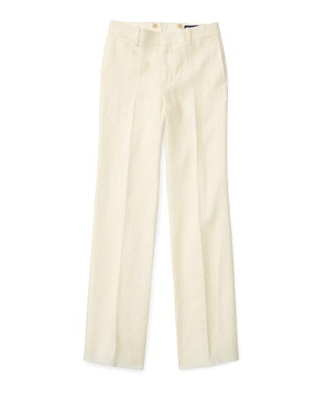 Flat-Front Trouser