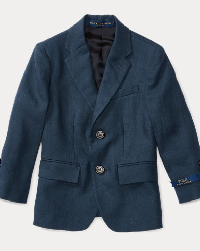 Polo Two-Button Sport Coat