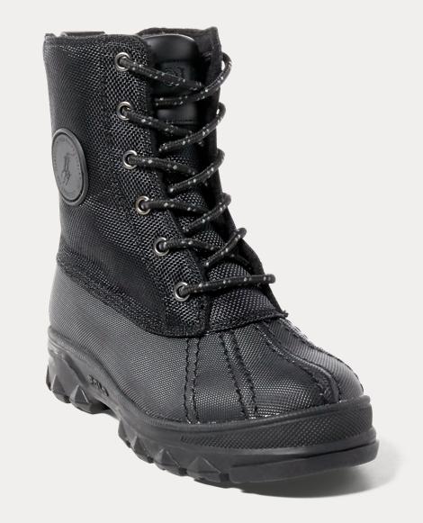 Roxbury Nylon-Leather Boot