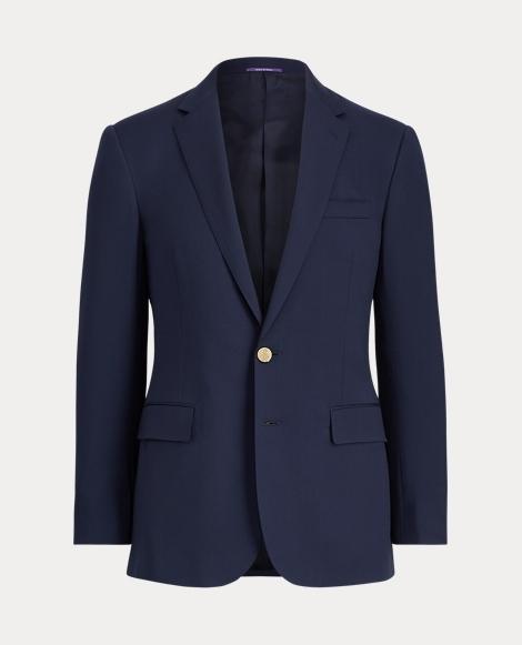 Wool Serge Sport Coat