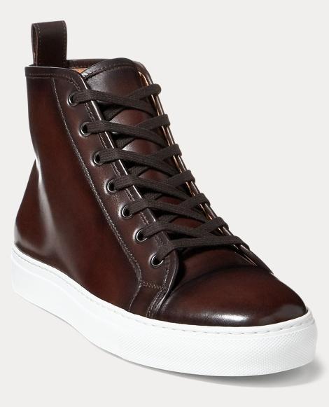 Jeromy Calfskin Sneaker