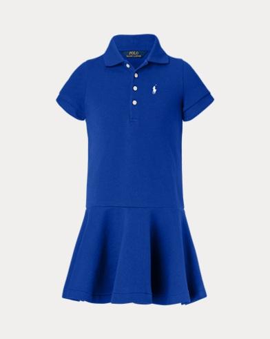 Girls' Polo Dress