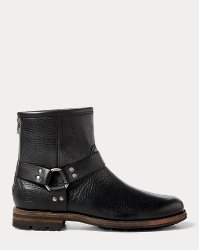 Melvin Tumbled Leather Boot