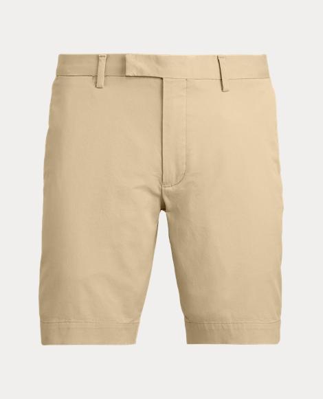 Stretch Slim Fit Chino Short