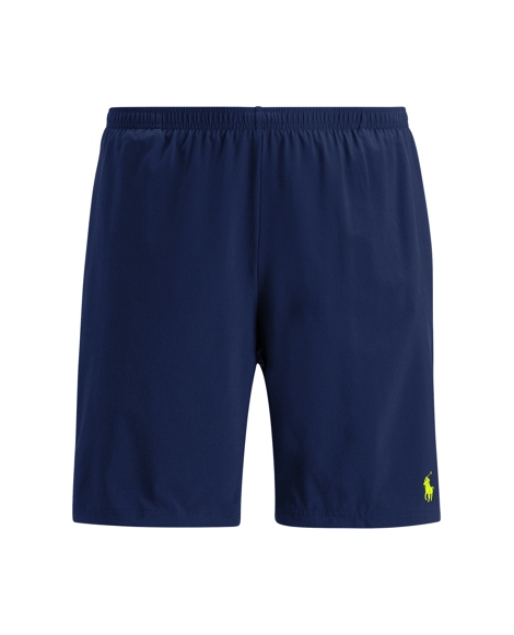 Compression-Lined Short