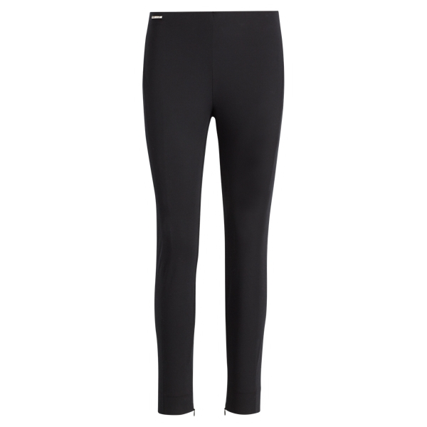 Ralph Lauren Jaime Twill Skinny Pant Polo Black 2