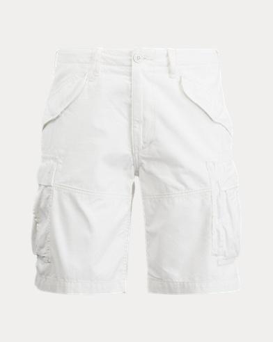 Classic-Fit Cotton Cargo Short