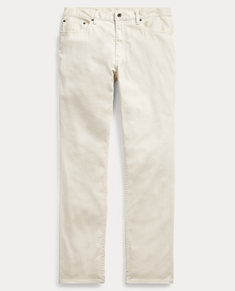 Stretch Straight Fit Pant