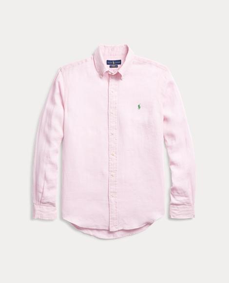 Slim Fit Ocean-Wash Shirt