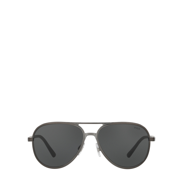 Polo Color Blocked Sunglasses by Ralph Lauren