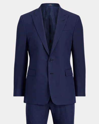 Connery Cotton-Blend Suit
