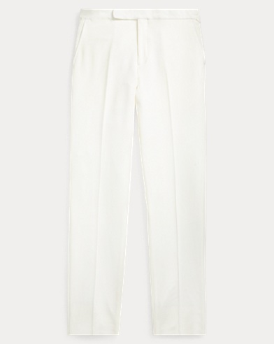 Polo Wool Gabardine Trouser