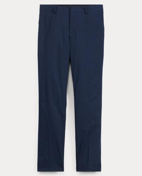 Polo Seersucker Trouser