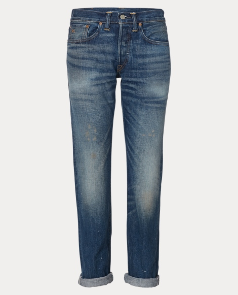 872 Straight Fit Jean